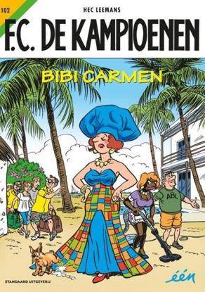 Afbeeldingen van Fc kampioenen #102 - Bibi carmen