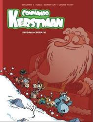 Afbeeldingen van Commando kerstman - Reddingsoperatie
