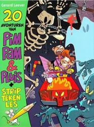 Afbeeldingen van Pim pam en pluis - Pim pam pluis + striptekenles