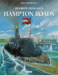 Afbeeldingen van Grote zeeslagen #5 - Hampton roads (GLENAT, harde kaft)