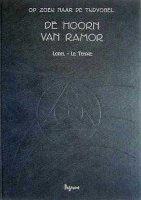 Afbeeldingen van HOORN RAMOR LUXE - ACTIE 40 JAAR DE STRIEP !! HC