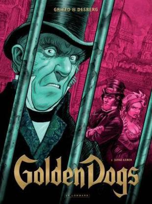 Afbeeldingen van GOLDEN DOGS PAKKET 1-4- ACTIE 40 JAAR DE STRIEP !! SC