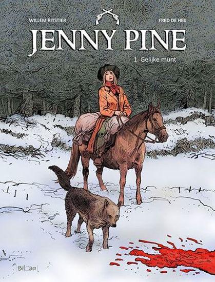 Afbeelding van Jenny pine - Jenny pine luxe (BLLOAN, harde kaft)