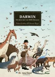 Afbeeldingen van Darwin  - Darwin reis met hms beagle