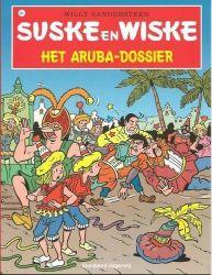 Afbeeldingen van Suske en wiske - Aruba dossier blauw (STANDAARD, zachte kaft)
