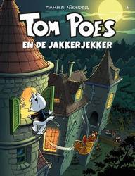 Afbeeldingen van Tom poes #6 - Jakkerjekker (CLICHE, zachte kaft)