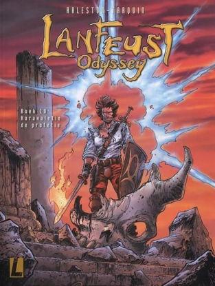 Afbeeldingen van Lanfeust odyssey #10 - Karaxaletie profetie