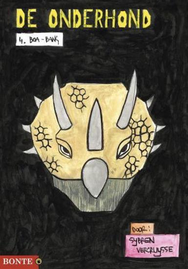 Afbeelding van Onderhond #4 - Boa bang (BONTE, zachte kaft)