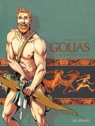 Afbeeldingen van Golias #4 - Met de dood in het hart