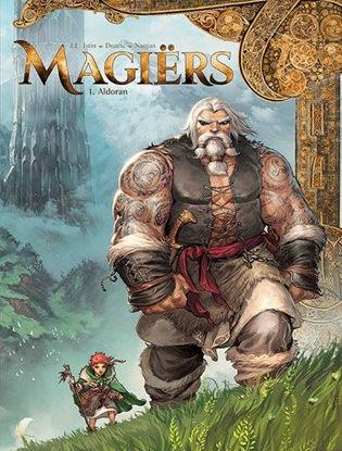 Afbeeldingen van Magiers #1 - Aldoran