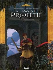 Afbeeldingen van Laatste profetie #5 - Bliksem en het kruis (GLENAT, harde kaft)