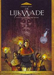 Afbeeldingen van Lijkwade #1 - In de schaduw van het reliek
