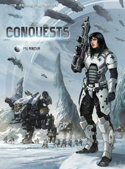 Afbeelding van Conquests #1 - Islandia