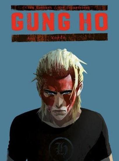 Afbeelding van Gung ho #4 - Woede