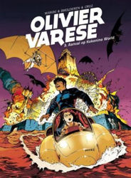 Afbeeldingen van Olivier varese (marini) #3 - Aanval op kokonino world (SILVESTER, harde kaft)