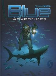 Afbeeldingen van Malfin - Blue adventures