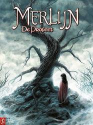 Afbeeldingen van Merlijn de profeet #3 - Uther