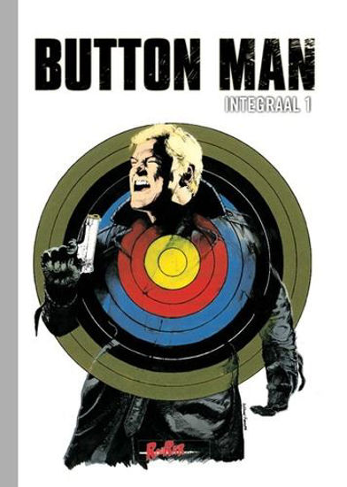 Afbeelding van Button man #1 - Button man integraal 1 (ROARRR, harde kaft)