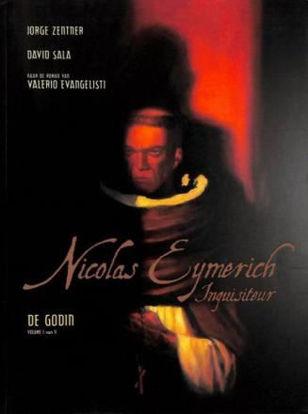 Afbeeldingen van Nicolas eymerich inquisiteur pakket 1-4 hc - actie 40 jaar de striep !!