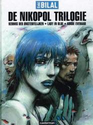 Afbeeldingen van Nikopol trilogie