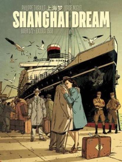 Afbeelding van Shanghai dream #1 - Exodus 1938