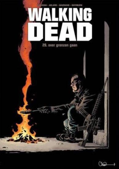 Afbeelding van Walking dead #29 - Over grenzen gaan