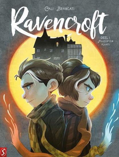 Afbeelding van Ravencroft #1 - Alles op zijn plaats (SILVESTER, zachte kaft)