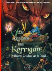 Afbeeldingen van Legenden van korrigan #2 - Duizend gezichten duivel