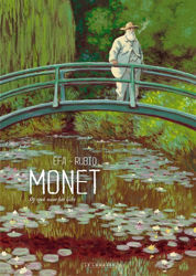 Afbeeldingen van Monet - Monet op zoek naar het licht