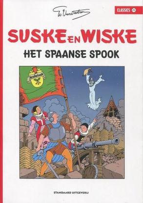 Afbeeldingen van Suske wiske classics #21 - Spaanse spook