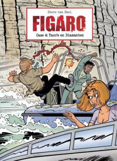 Afbeelding van figaro pakket 1-4 (SAGA, zachte kaft)