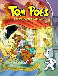 Afbeeldingen van Tom poes #9 - Knopenmaker