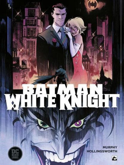 Afbeelding van Batman white knight #1 - White knight 1/3 (DARK DRAGON BOOKS, zachte kaft)