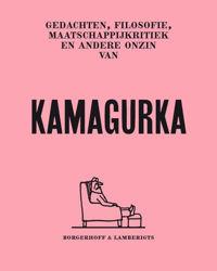 Afbeeldingen van Kamagurka - Voorbij de grenzen van de ernst