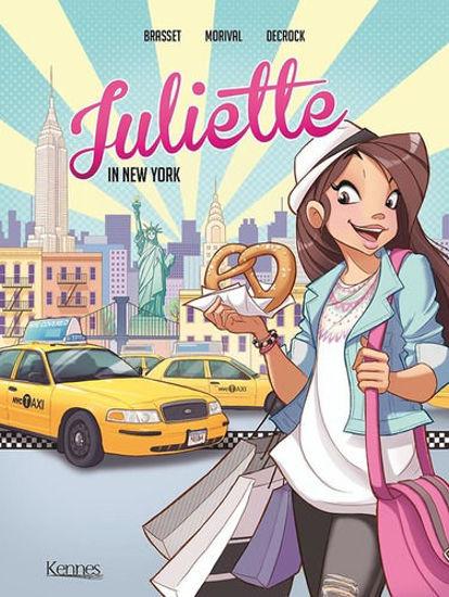 Afbeelding van Juliette #1 - In new york (KENNES EDITIONS, harde kaft)