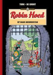 Afbeeldingen van Arcadia archief #54 - Robin hoed - op naar absurdistan (ARCADIA, harde kaft)