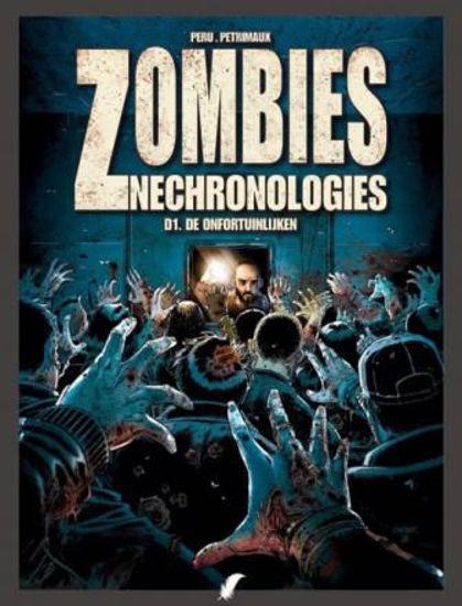 Afbeelding van Zombies nechronologies pakket 1-3 hc (DAEDALUS, harde kaft)