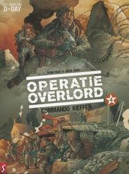 Afbeeldingen van Operatie overlord #4 - Commando kieffer
