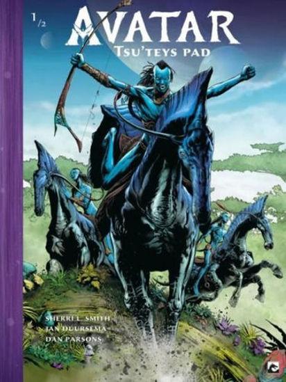 Afbeelding van Avatar voordeelpakket 1+2 (DARK DRAGON BOOKS, zachte kaft)