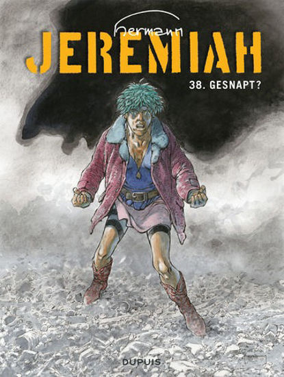 Afbeelding van Jeremiah #38 - Gesnapt? (DUPUIS, harde kaft)