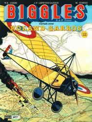 Afbeeldingen van Biggles vertelt... #12 - Roland carros