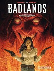 Afbeeldingen van Badlands #3 - Grote slang
