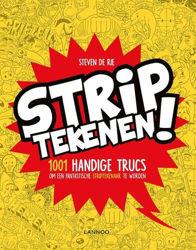 Afbeeldingen van Striptekenen - Striptekenen 1001 handige trucs