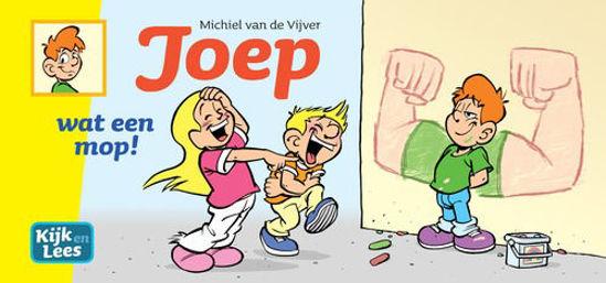 Afbeelding van Joep #10 - Wat een mop (PLAN A, harde kaft)