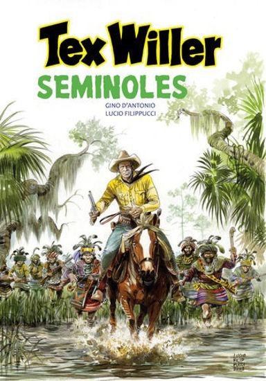 Afbeelding van Tex willer #14 - Seminoles (HUM, zachte kaft)