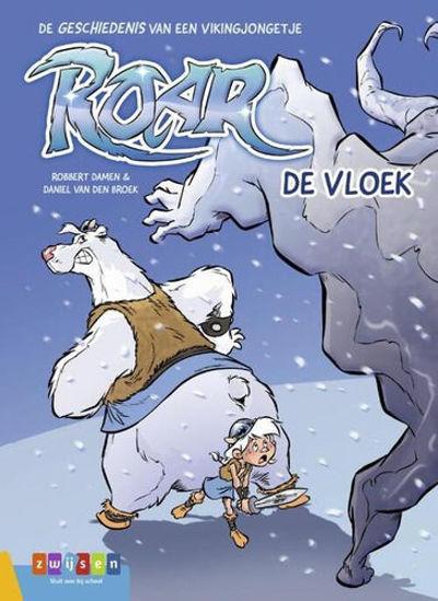 Afbeelding van Roar - De vloek (ZWIJSEN, harde kaft)