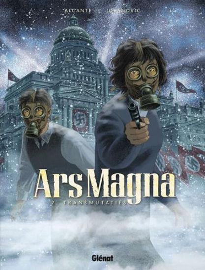 Afbeelding van Ars magna pakket 1-3 (GLENAT, zachte kaft)