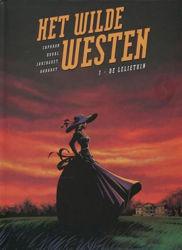 Afbeeldingen van Wilde westen #1 - Lelietuin (SILVESTER, zachte kaft)