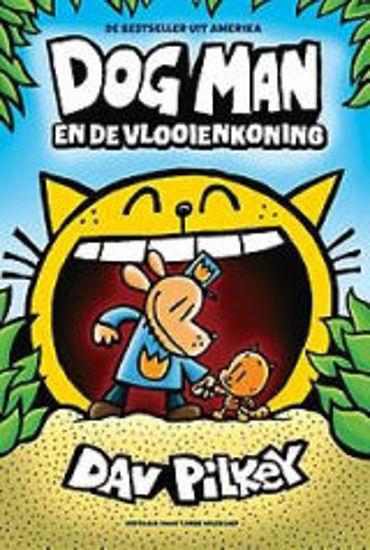 Afbeelding van Dog man #5 - Vlooienkoning (CONDOR, harde kaft)