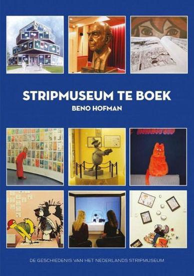 Afbeelding van Stripmuseum te boek (NOBELMAN, zachte kaft)